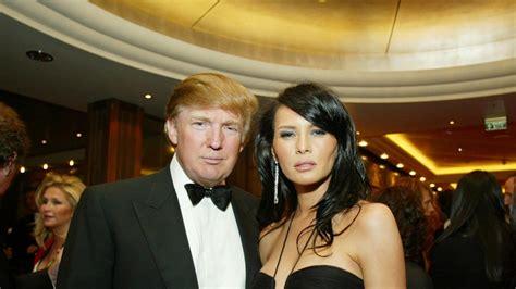 wedding trump trumps