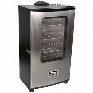 Masterbuilt Pro 30 In  Digital Electric Smoker With Window