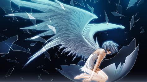 Anime Wings Wallpaper - neon genesis evangelion ayanami rei anime wings