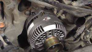 Install Alternator 1997 Ford Explorer