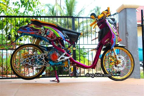 Modifikasi Motor Fino Sporty by Cara Modifikasi Motor Fino Sporty Impremedia Net