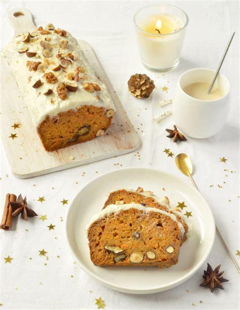 carrot cake vegan pour 8 personnes recettes