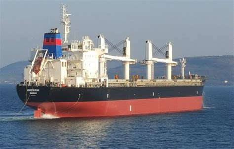 M/v Houston Pearl » Smt Shipping