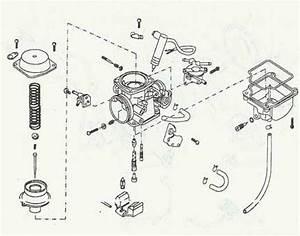 Honda Rebel 250 Carburetor Diagram