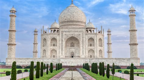 wallpaper taj mahal india temple castle travel