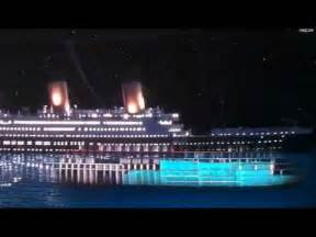 Titanic Sinking Animation National Geographic by Titanic Sinking Simulation Updated 2012