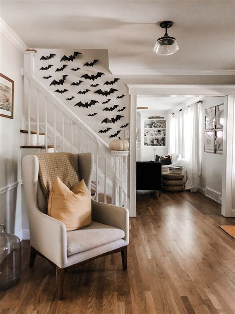 Halloween Home Tour: Easy Halloween Decor Ideas - Lovely ...