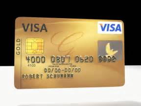 Visa Credit Card Number