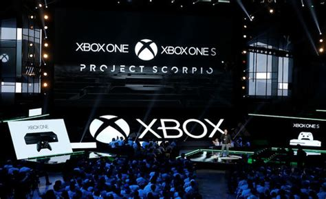 xbox chief admits uncertainty project scorpio s appearance the tech
