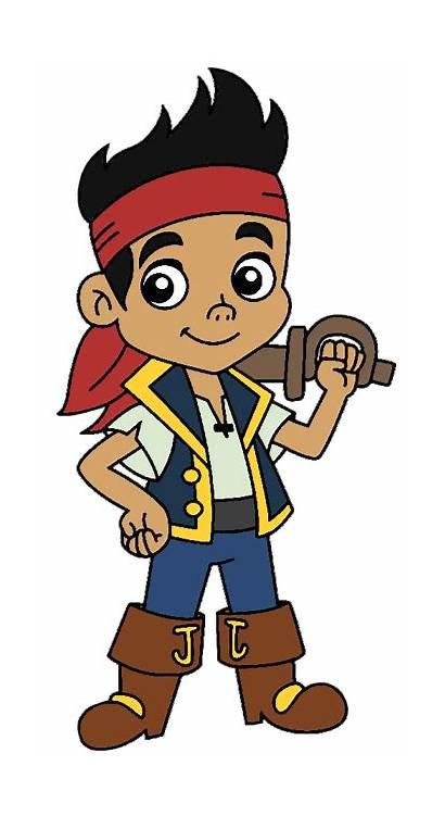 Jake Neverland Pirates Clipart Jakes Clip Disney