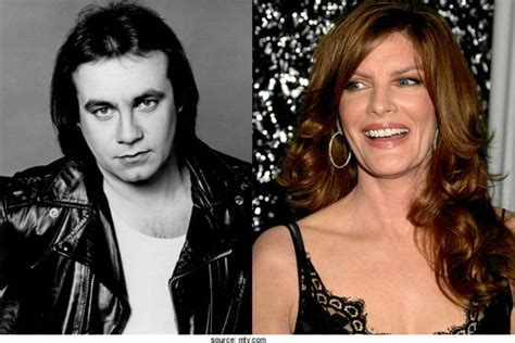 rene russo relationships bernie taupin rene russo and thomas crown affair on pinterest