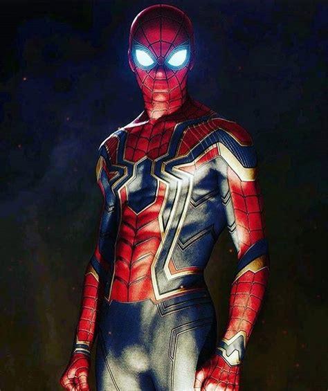 casa ity el nuevo traje de spider en vengadores infinity war
