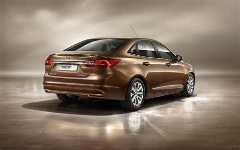 ford escort  debut  guangzhou auto show