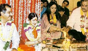 Image result for sreedevi marriage with boney