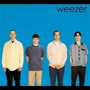 Album Cover Parodies of Weezer - Weezer (Blue Album)