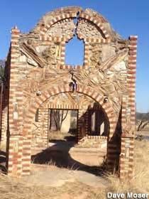 glen rose tx petrified wood speakeasy ruins