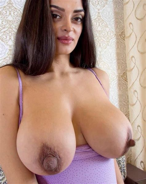 Who Is This Busty Indian Woman With Amazing Plump Nipples