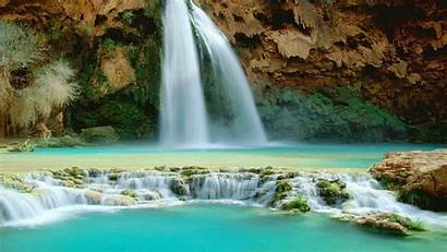 Scenery Waterfall Wallpapers Arizona