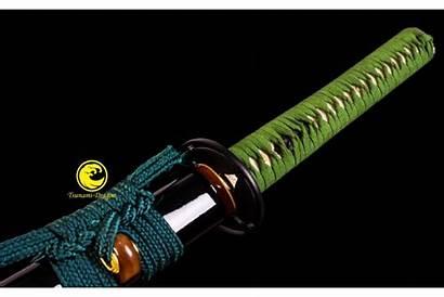 Sword Katana Samurai Japanese Blade Tang Shihozume