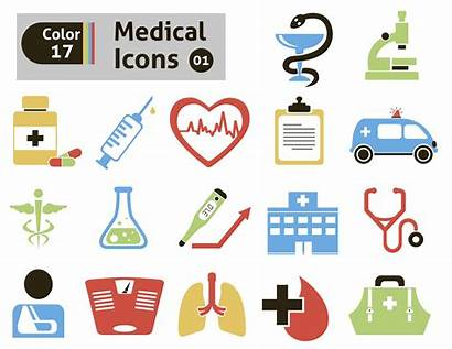 Medical Icons Medicine Shape Heath Vector Graphicriver