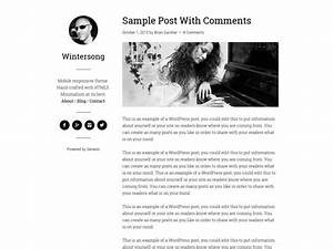 75 wordpress themes for writers and authors 2018 With free blogger templates for writers