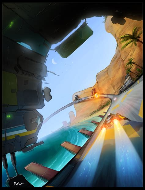 wipeout mleth deviantart eone dreamerwhit madness calculus fan timeless isle wow games game