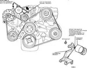 2007 Ford Mustang Engine Diagram