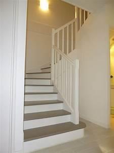 Peinture Pour Escalier : deco escalier en peinture ~ Zukunftsfamilie.com Idées de Décoration