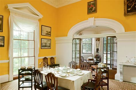 Monticello Dining Room  Thomas Jefferson's Monticello