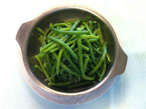 comment cuisiner les haricots coco cuisiner les haricots verts recette 28 images recettes