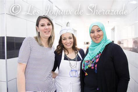 cours de cuisine grand chef rencontre avec la famille benbrim les joyaux de sherazade