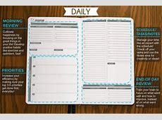 Panda Planner Daily Calendar and Gratitude Journal