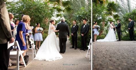 alfredo matthaei botanical gardens wedding