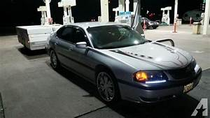 2001 Chevy Impala Custom Ss Engine And Tons Of Accessories