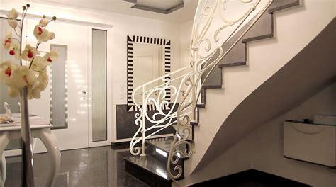 Moderne Treppengeländer Innen by Exklusive Geschmiedete Treppen In Handarbeit Aus Natur Stahl