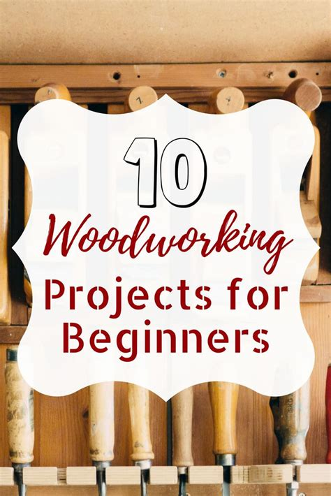 woodworking projects  beginners ideas