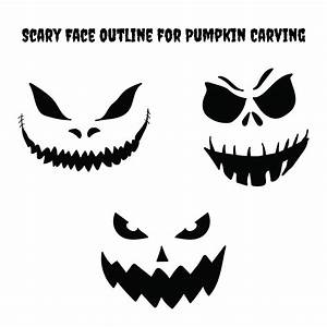 6, Best, Images, Of, Free, Printable, Pumpkin, Stencils, Halloween