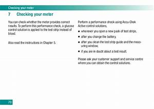 Accu Chek Active Users Manual Download