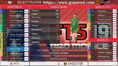 fts  pro mobile   aaf azril apk data obb gapmod