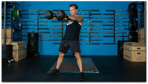 kettlebell swing double program triple ii muscle rdellatraining dec kettlebells building