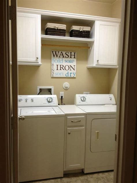 1000+ Ideas About Laundry Room Cabinets On Pinterest