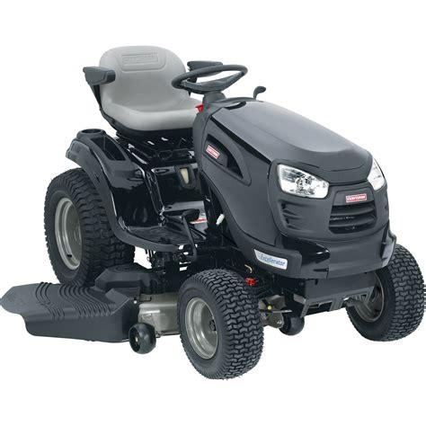 craftsman garden tractor craftsman gt 5000 54 quot kohler 26 hp gas powered