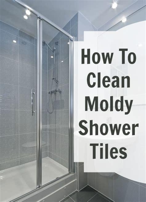 cleaning bathroom tiles moldy shower tile cha cha cha home ec 101