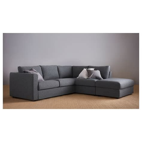 vimle corner sofa  seat  open  gunnared medium