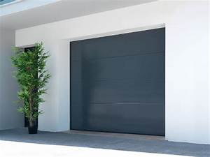 Porte De Garage Motorisée Somfy : porte sectionnelle porte de garage sectionnelle ~ Edinachiropracticcenter.com Idées de Décoration