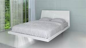 Lit design stoomba mobilier moss for Chambre design avec matelas epeda ou simmons