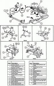 2005 Ford Taurus Engine Moreover Ford Power Steering