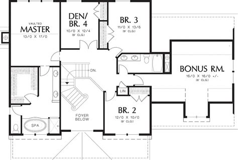 Beautiful 2500 Sq Foot Ranch House Plans - New Home Plans