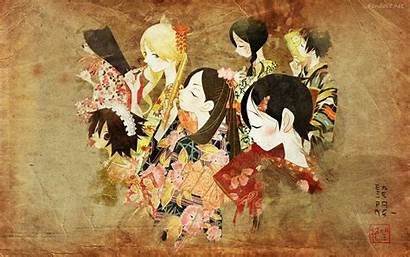 Japanese Wallpapers Sensei Sayonara Zetsubou Background Japan