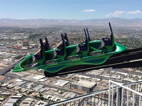 stratosphere observation deck height fear of heights